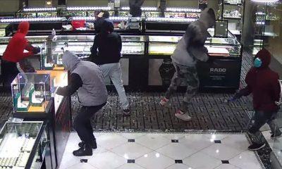 Austin jewelry robbery