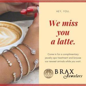 Brax Jewelers marketing