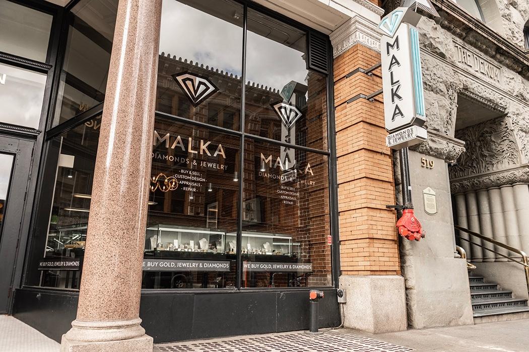 Malka's-former-storefront