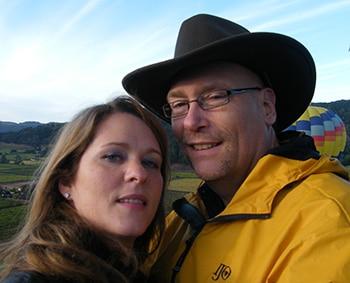 Mark and Monika Clodius