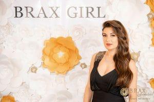 Astaraee created a marketing campaign called Brax Girl.