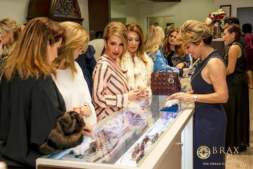 Brax Jewelers jewelry party