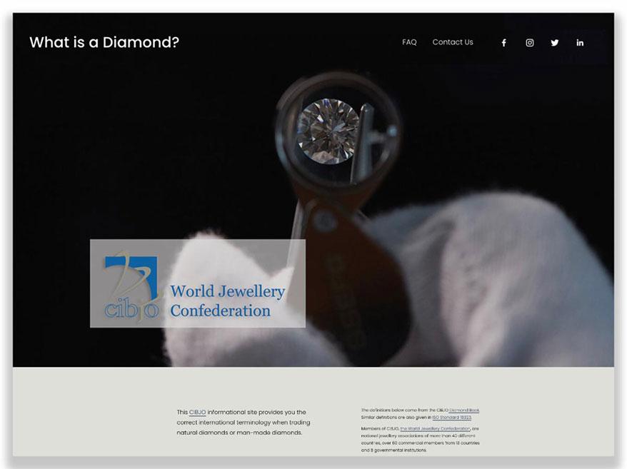 CIBJO website