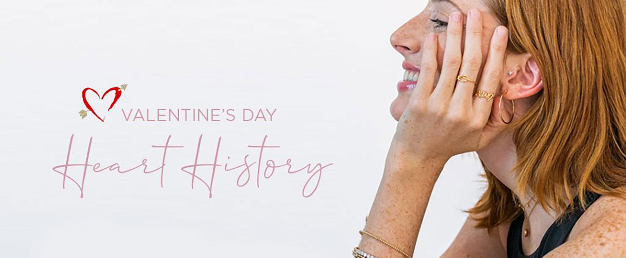 Valentine's Day Heart History