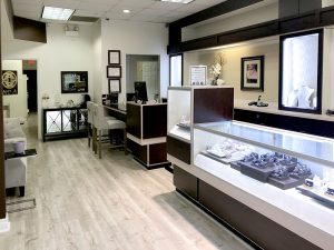 Brax Jewelers interior