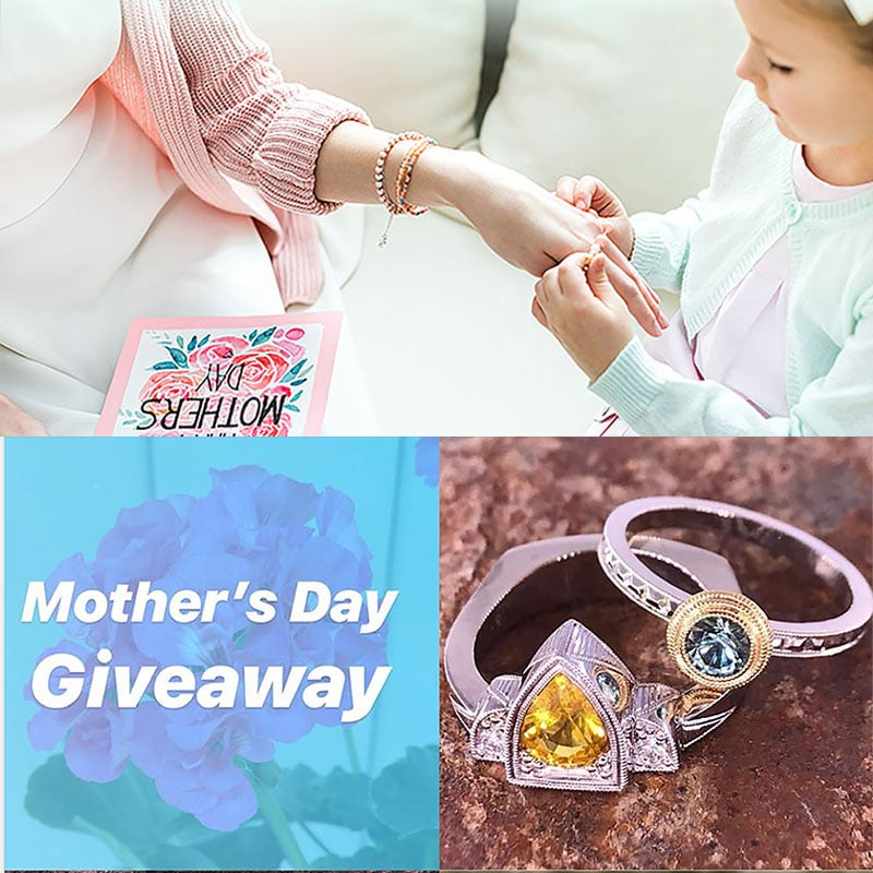 These Jewelry Retailers Take Mother's Day Promotions Personally