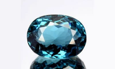 My Cousin Paraiba Gets The Glory, But My Deep Arctic Blue Is Still Beautiful