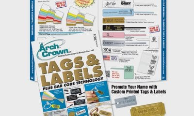 Arch Crown's 2021 Tag & Label Catalog