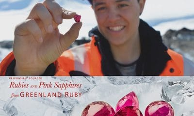 Greenland Ruby Executes a Long-Term Financing Agreement with Nebari