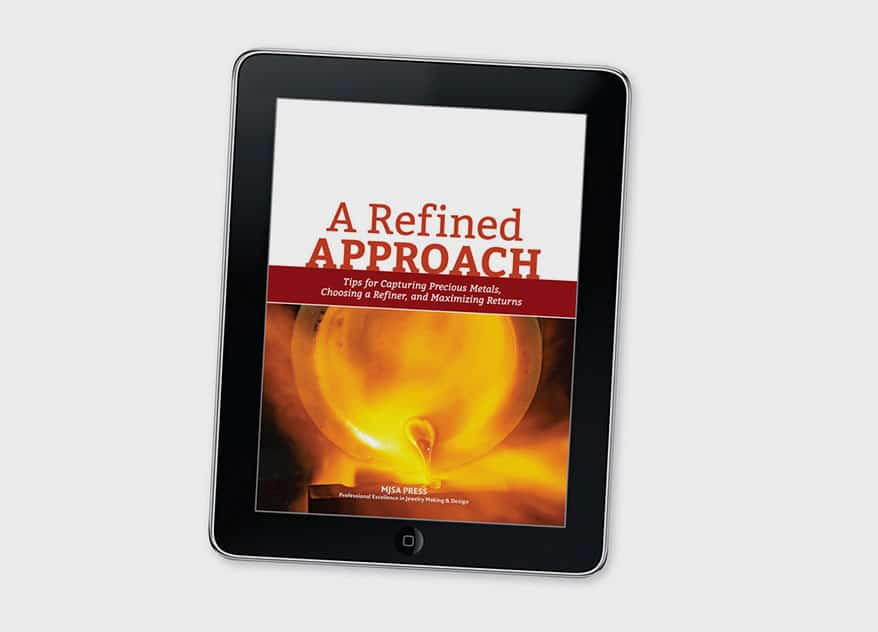 MJSA Press Publishes Guide to Maximizing Refining Returns
