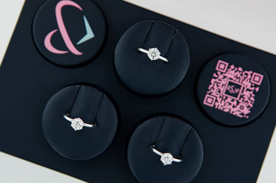 Rare & Forever Diamonds Launches Finished Bridal & Fashion Jewelry Lines