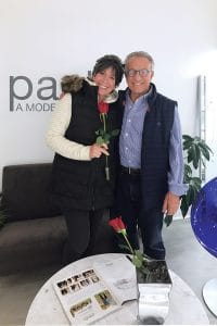 delighted winners of Paolo Experience packages