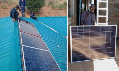 Gem Legacy Installs Solar Panel for Children's Home