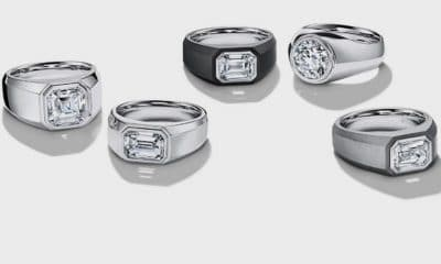 Tiffany Rolls Out Engagement Rings for Men