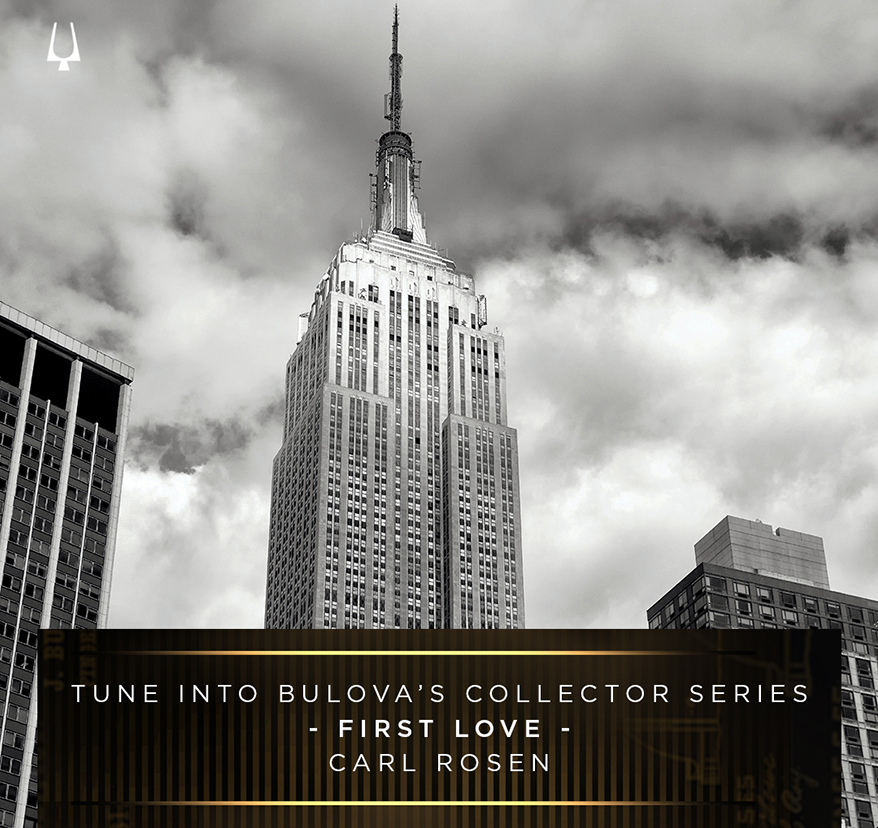 Bulova Launches YouTube Collector Series
