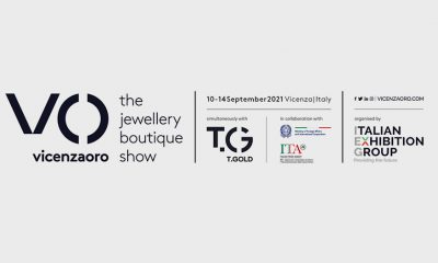 Italian Exhibition Group, Vicenzaoro Will be Back In Physical Presence from 10th September 2021