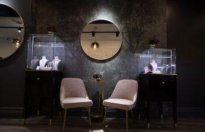 Amor Fine Jewelry interior