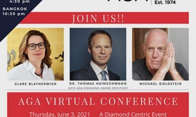 AGA to Present Virtual Conference