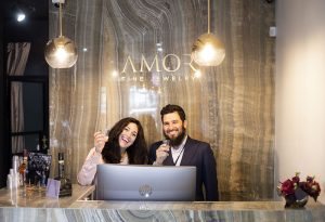 Amor Fine Jewelry owners