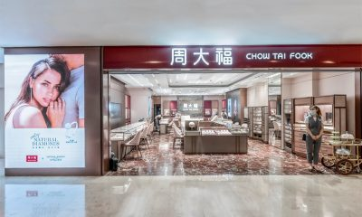 The Natural Diamond Council Teams Up with Chow Tai Fook to Advocate 'Natural Diamond Dream'