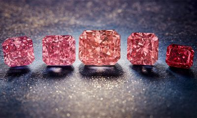 Rio Tinto Reveals Its Final Showcase of Argyle Pink, Red and Blue Diamonds