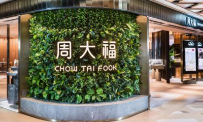 Chow Tai Fook  Joins CIBJO, the World Jewellery Confederation, As New Member
