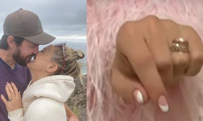 Kate Hudson and 34 Other Celebrities Show Off Their Gorgeous Engagement Rings [Updated]
