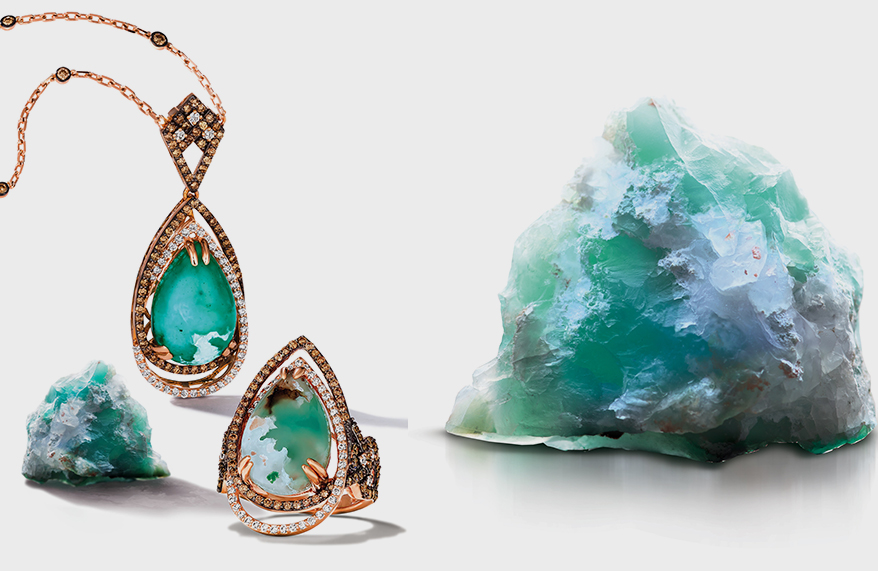 Le Vian Donates 21St Century's First Gem Discovery to American Museum of Natural History