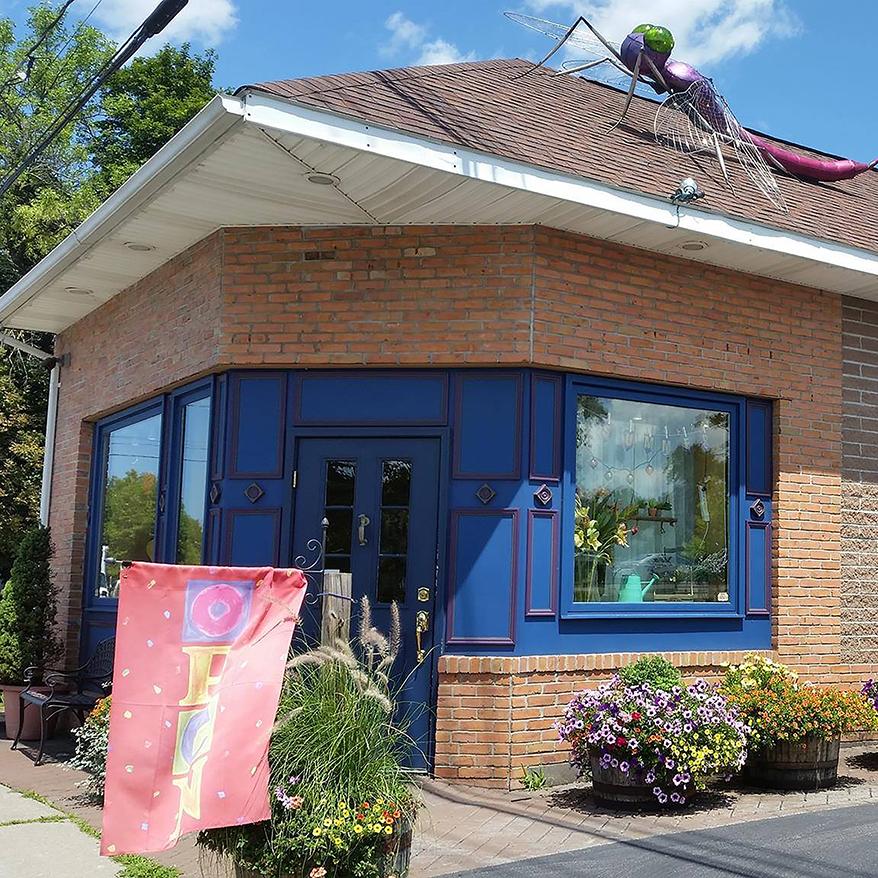 Jewelbox in Ithaca, NY