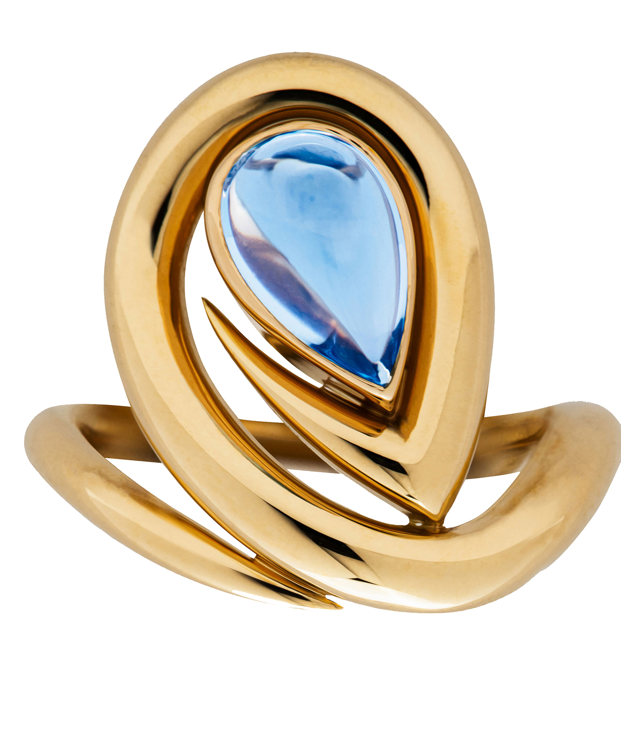 INSTORE Design Awards 2021 – Gold Jewelry Over $5,000