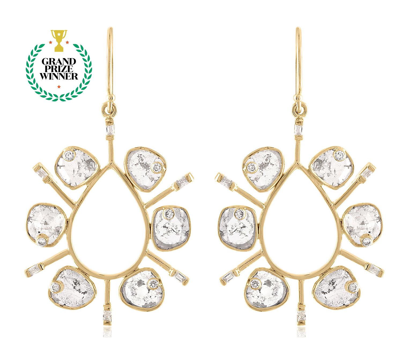 INSTORE Design Awards 2021 – Diamond Jewelry UNDER $5,000