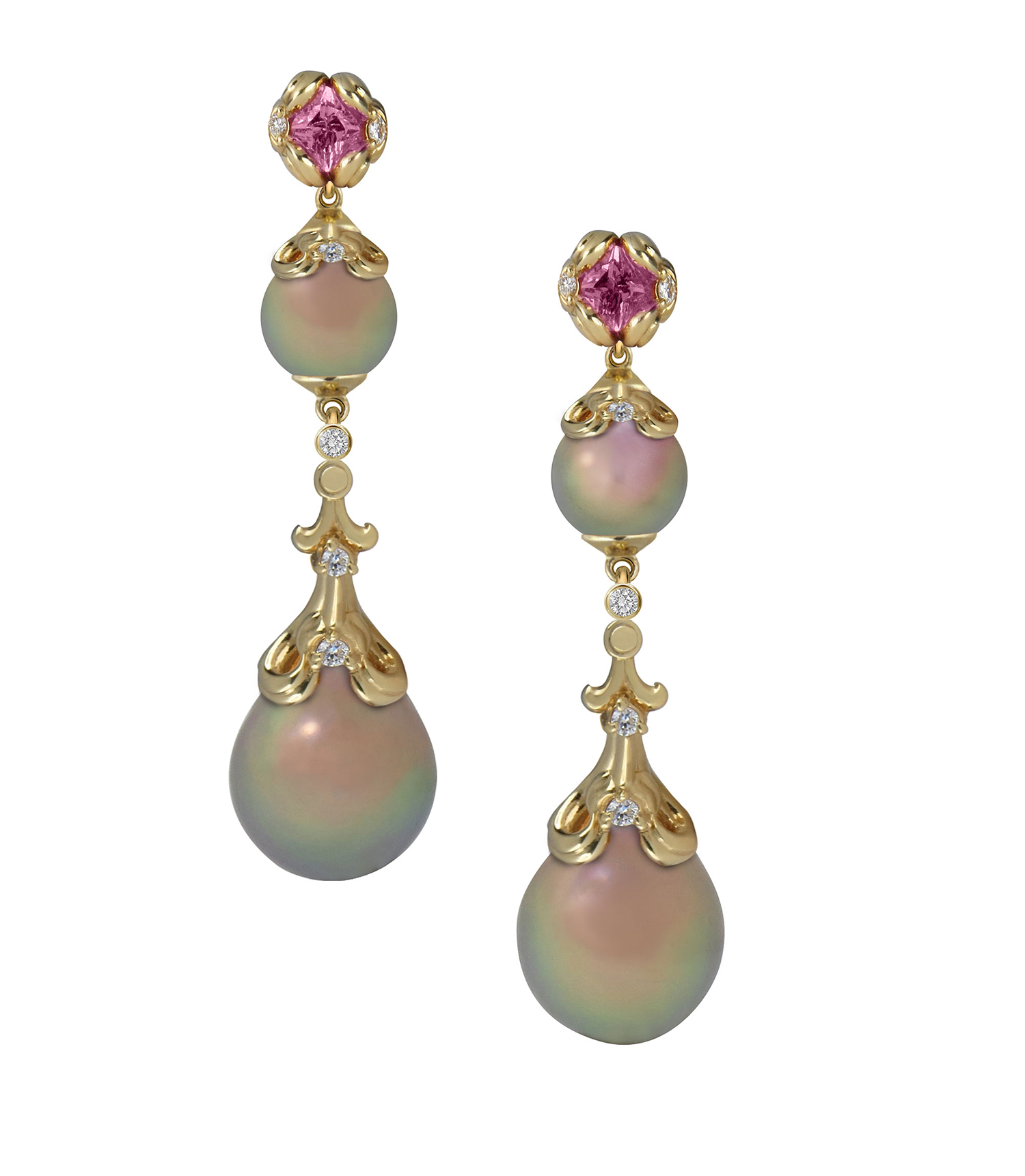 INSTORE Design Awards 2021 – Pearl Jewelry Under $5,000