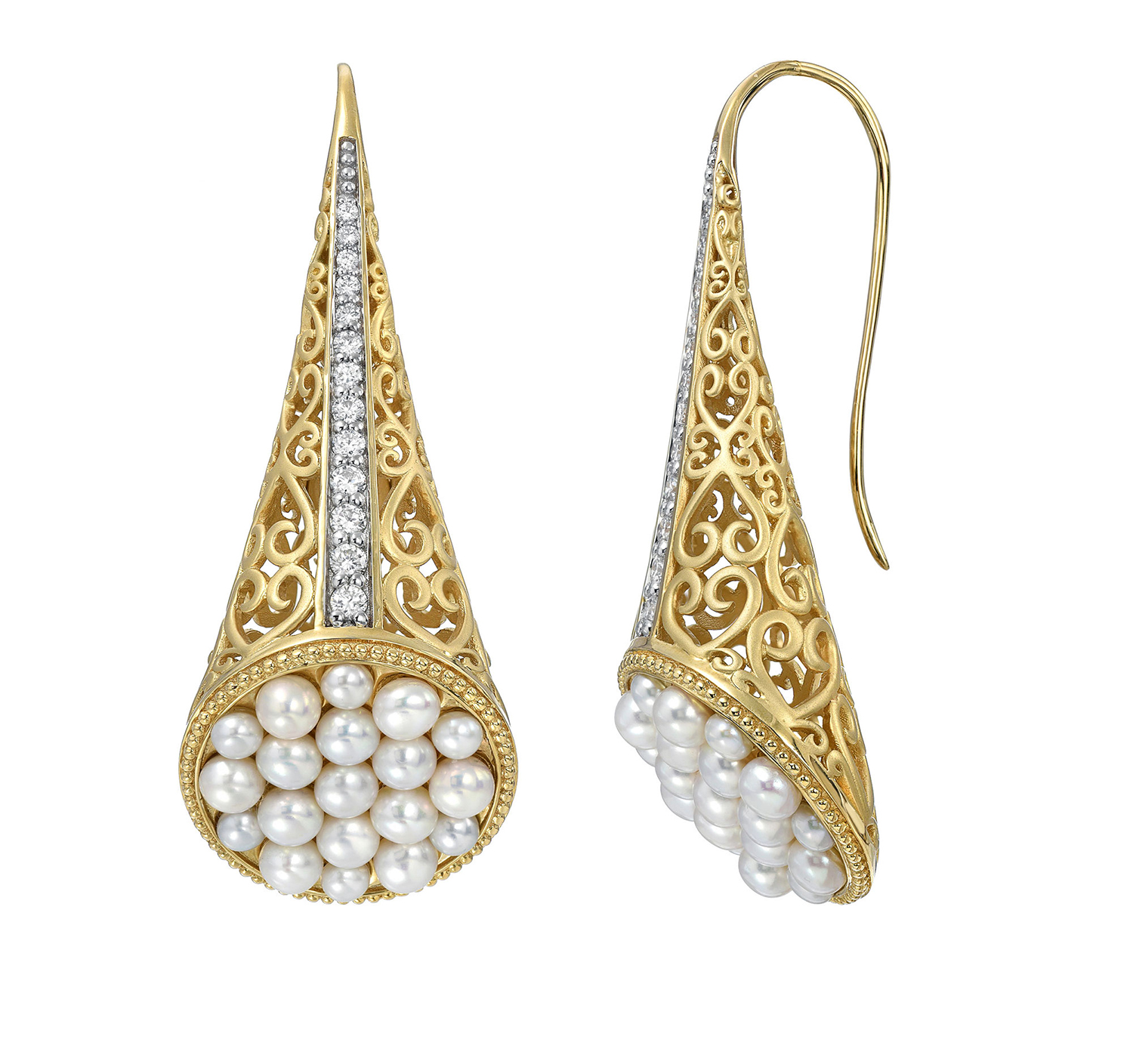INSTORE Design Awards 2021 – Pearl Jewelry Over $5,000