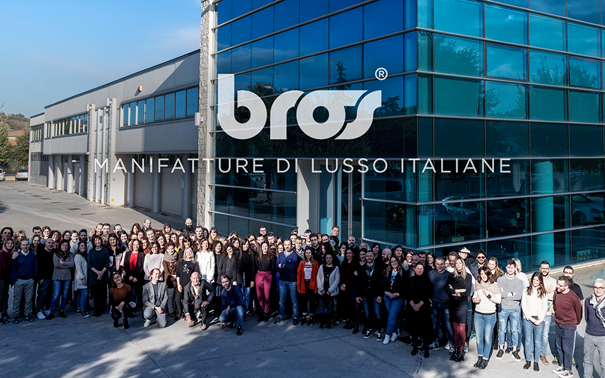 Bros Manifatture Confirms Its Social Commitment and Its Presence to International Fairs