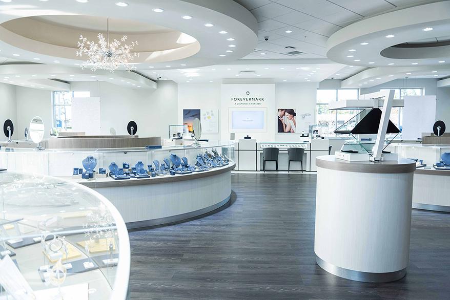 Day's Jewelers showcase