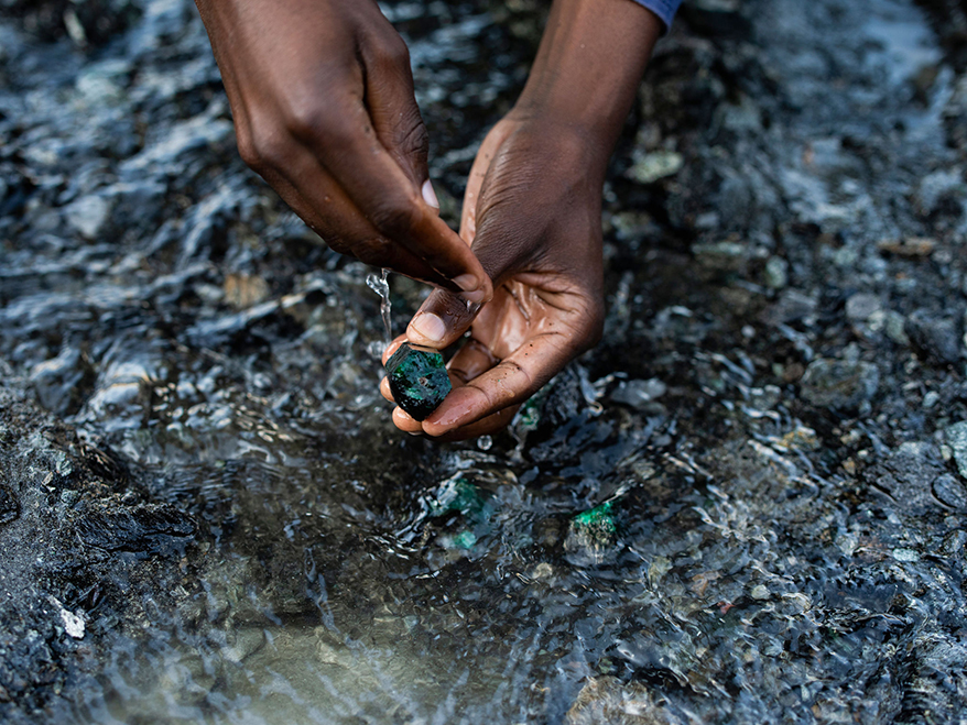Gemfields Assembles the G Factor for Natural Resources