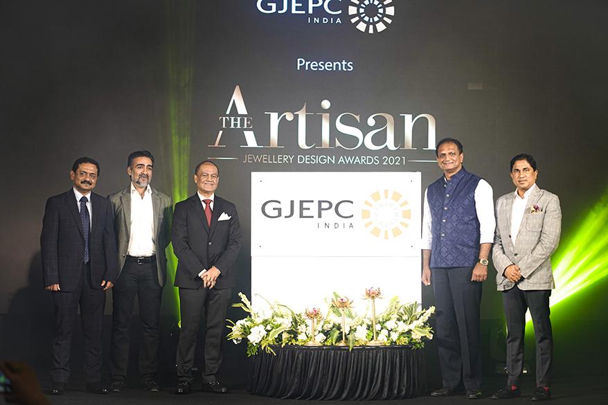 GJEPC Launches Its New Brand Identity