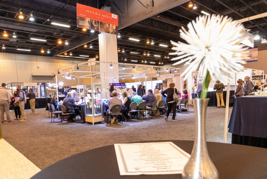 Atlanta Jewelry Show October Event Is Open for Registration