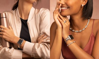LAGOS Unveils New Rose Gold Accessories For Apple Watch
