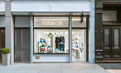 Versace Debuts SoHo Boutique