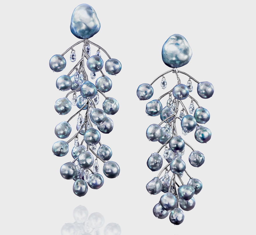 Assael Wins Couture 2021 Design Award for Pearls  and the People's Choice Award