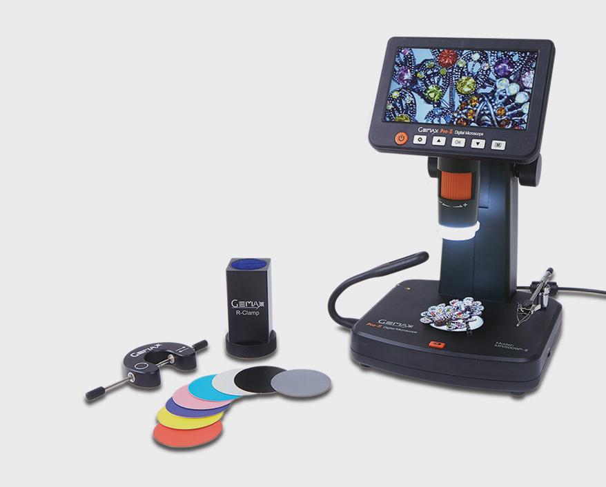 GEMAX Pro II Digital Microscope