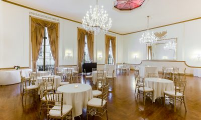 Grand Ballroom at the 3 West Club
