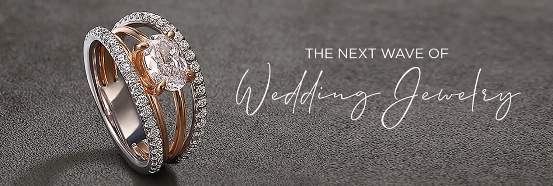 The Next Wave of Wedding Jewelry