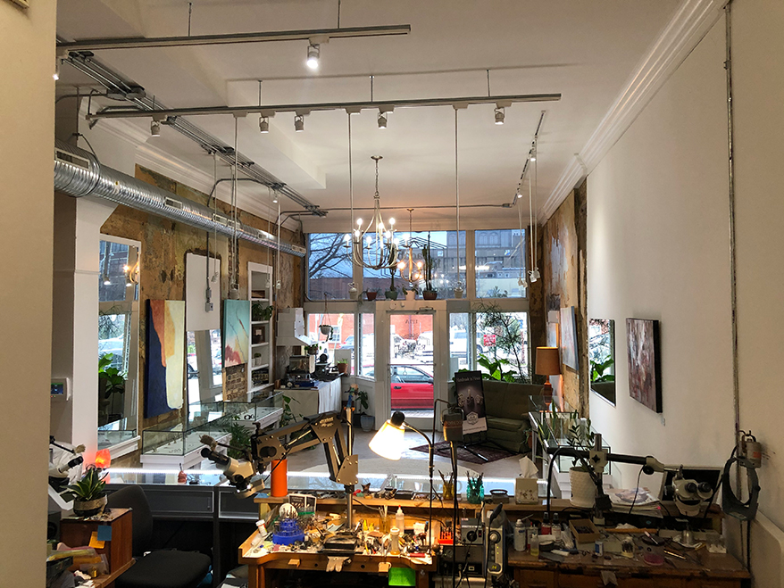 North Carolina Jeweler Is One of a Kind When It Comes to Custom Design