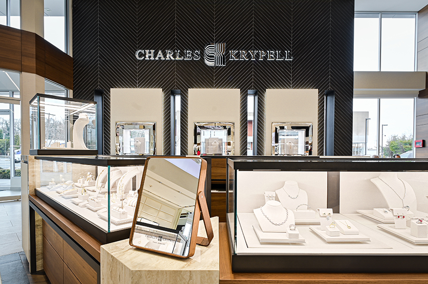 Jewelry Designer Charles Krypell Ventures Into Retail in a Big Way