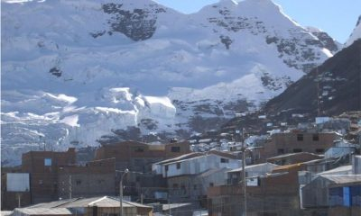 Ananea, Peru, location of GIA-supported innovative gold ore processor testing.