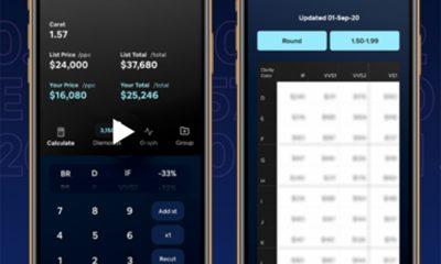 The Diamond Price List Calculator