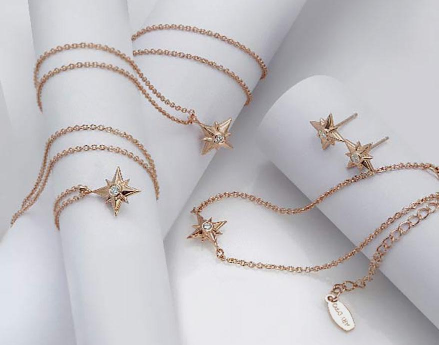 Award-Winning Sun, Moon & Stars Necklace Tells Enchanting Story of Love
