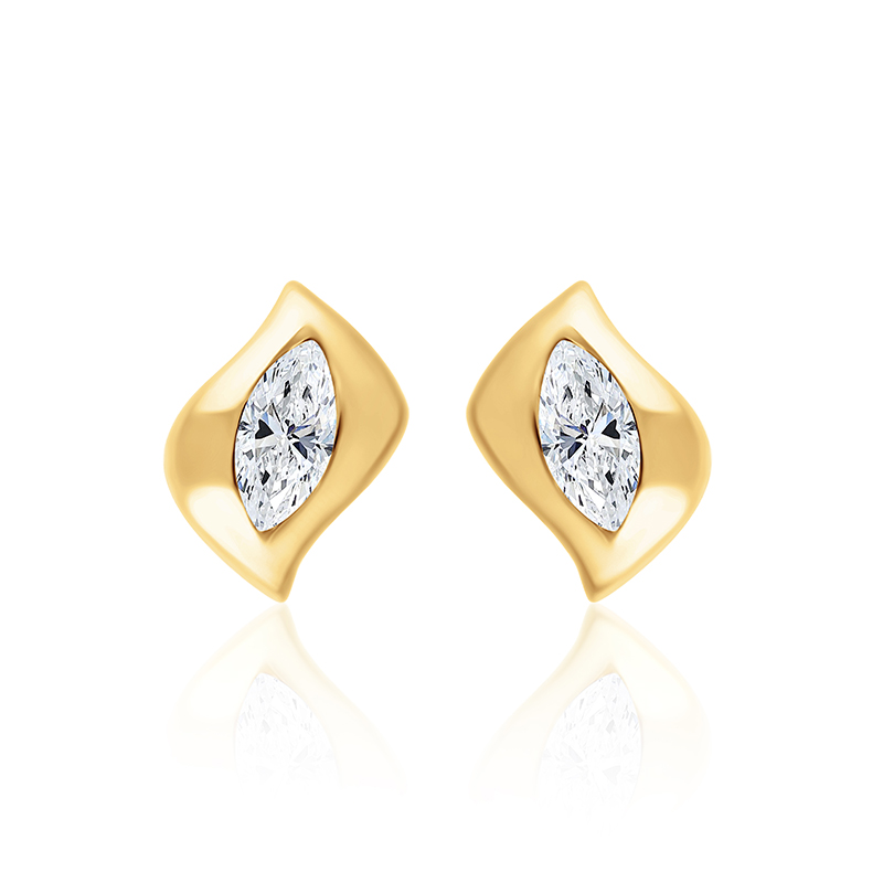 Earrings Both Edgy and Refined Are Among the Must-See Trends for 2021